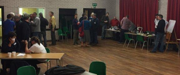 Suffolk RED Dec 2015 Skills Night Report