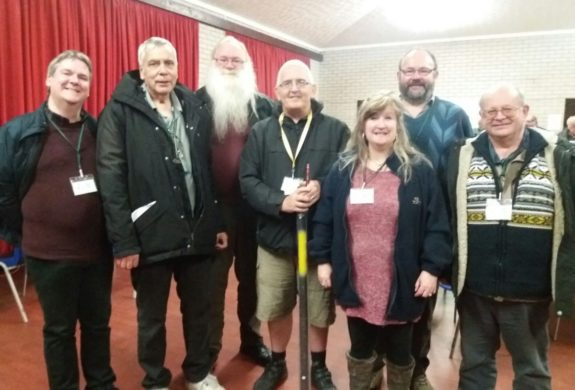 Essex Hams visiting the Suffolk RED event in November 2017