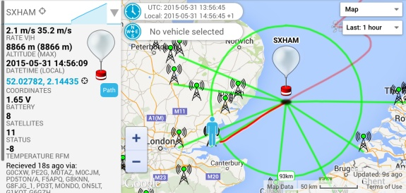 SXHAM1 - Climbing well