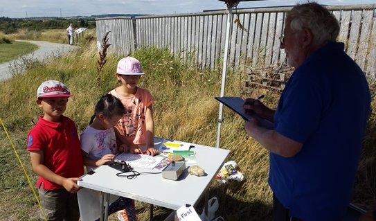 TAARC at Essex Wildlife Trust August 2015