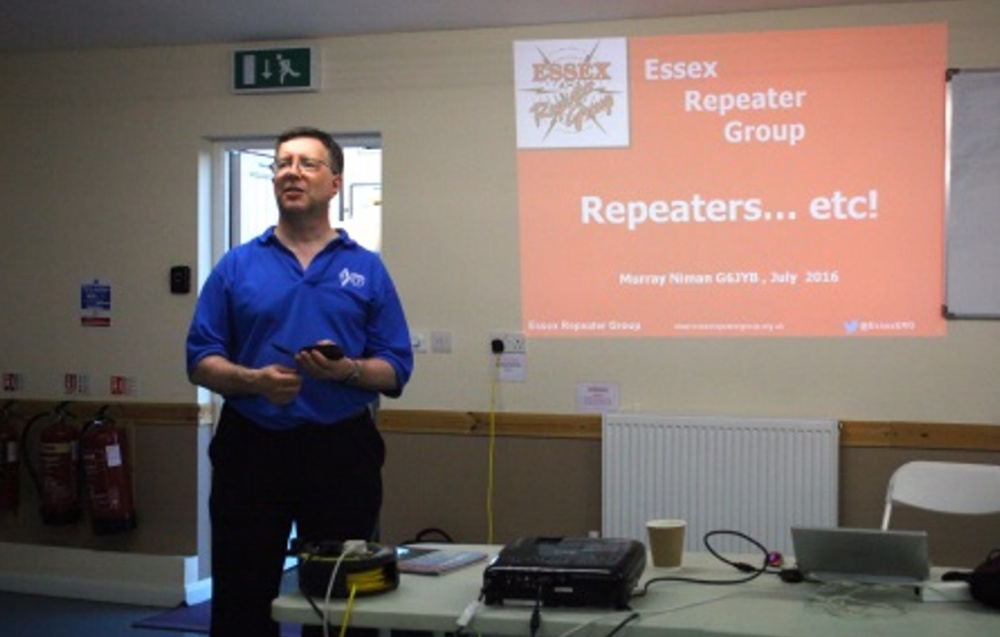 ERG Talk at Thurrock Acorns