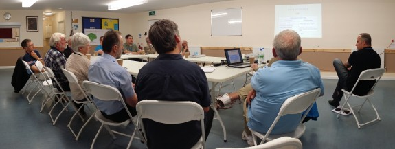 Thurrock Acorns June 2014 Meeting (Photo: Ricky M6DII)