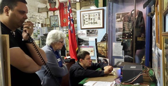 Purfleet Heritage Centre On The Air