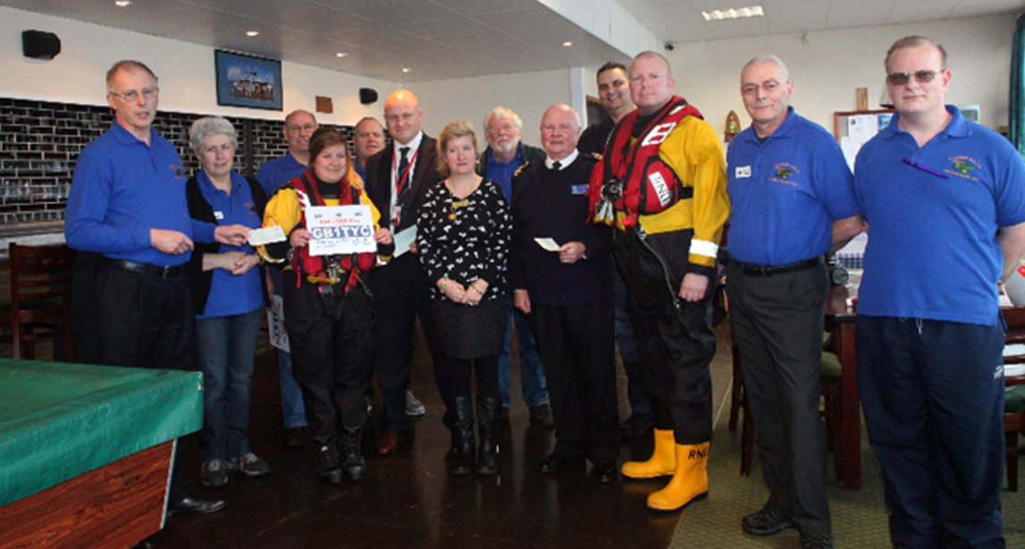 TAARC – Supporting the RNLI