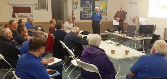 Thurrock Acorns Sept 2015 Meeting