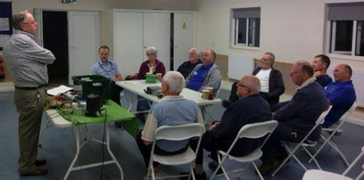 Thurrock Acorns Sept 2014 Meeting