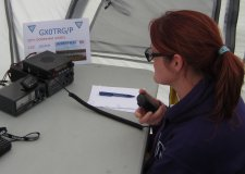 Lucy M6UCY working GX0TRG/P
