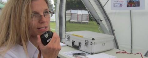 Essex Ham Sarah M6PSK working 2m FM on Saturday