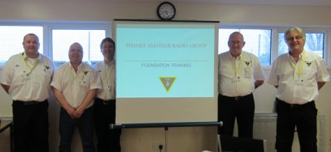 Thames ARG Starts Foundation Course