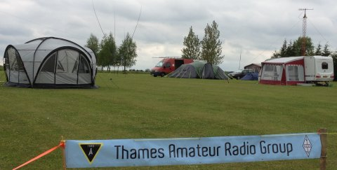 Thames ARG Five Day Radio Rally in August