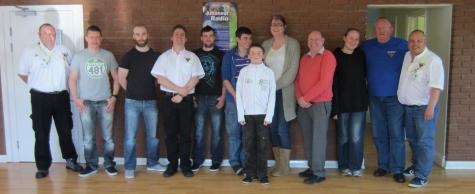 Thames Amateur Radio Group Training - May 2013