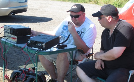 amateur radio on two tree island