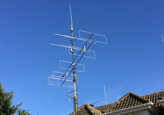 Innovantenna 6 metre antenna  in Danbury