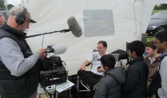 Recording from the Shoebury Field Day May 2015