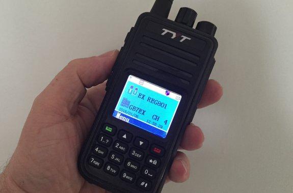 TYT MD-380 DMR Handheld