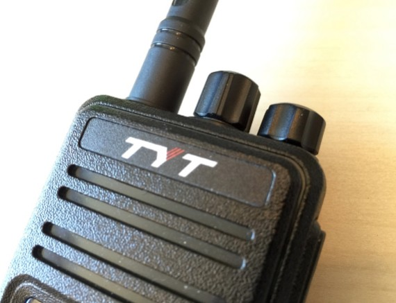 Tytera TYT MD-380 DMR Handheld Review