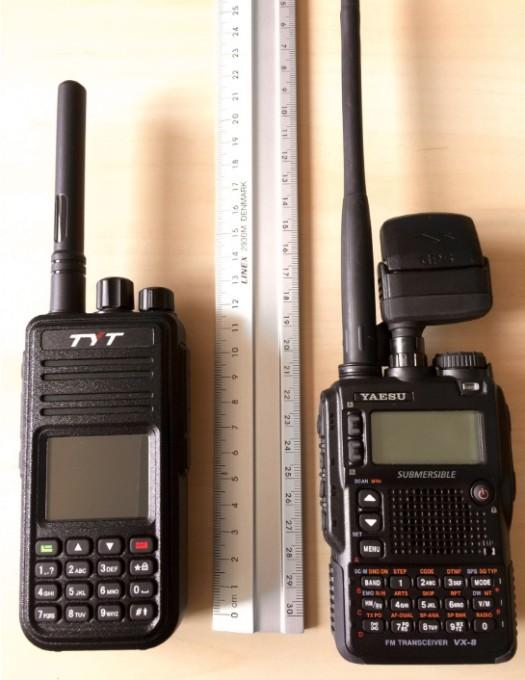 Tytera TYT MD-380 DMR Handheld