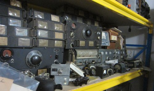 Waters and Stanton Radio Museum