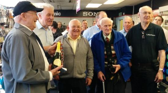 Hilderstone Radio Club - Region 12 Club of The Year
