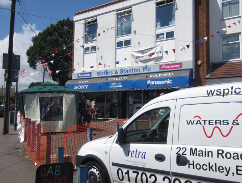 Waters and Stanton Open Day July 2013 Report