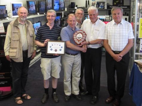 Region 12 Club of The Year - West Kent ARS