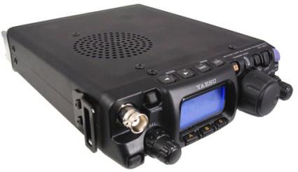 The Yaesu FT-817 - Ideal for SOTA activators