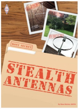 Stealth Antennas Book